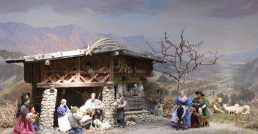 Zeitreisen im Museum | Krippe im Museum Aschenbrenner