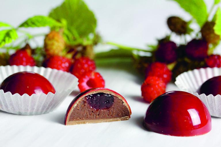 Schokolade | Pralinenkurs bei Karin Wiebalck-Zahn