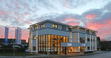 Bartsch Immobilien | Firmensitz Außenansicht
