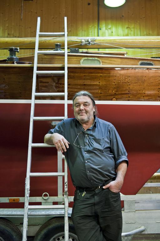 Bootsbau: Ernst Simmerding