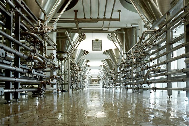 Ayinger Brauerei: Lagerkeller