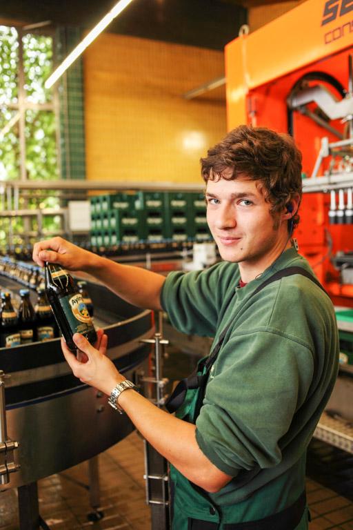 Ayinger Brauerei: Produktion