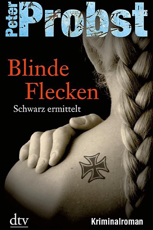 Buchcover | Blinde Flecken