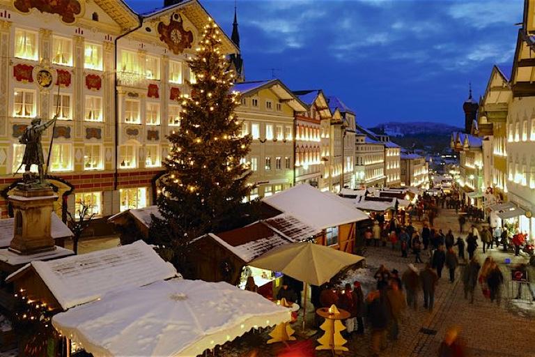 Weihnachtsmarkt | Bad Tölz