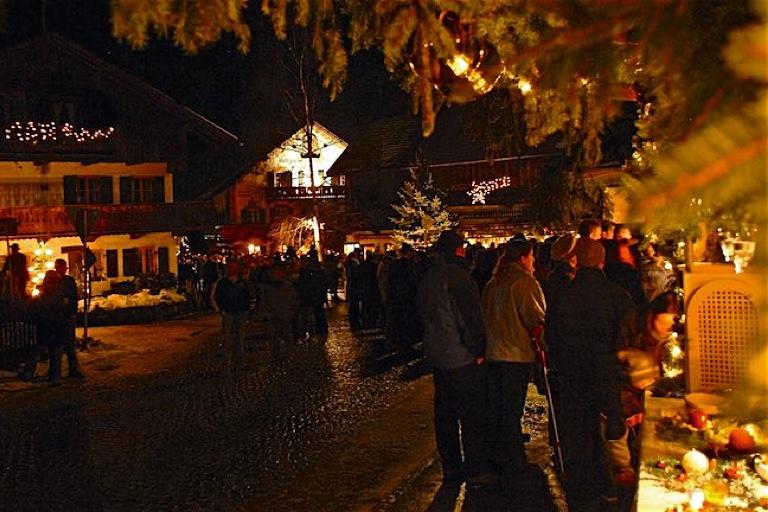 Weihnachtsmarkt | Christkindlmarkt Benediktbeuern