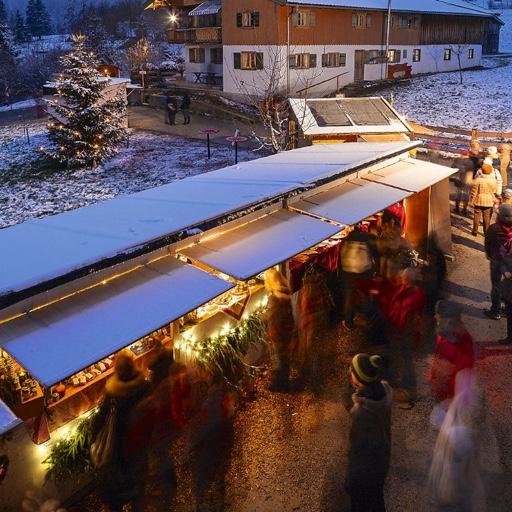 Weihnachtsmarkt | Christkindlmarkt Glentleiten
