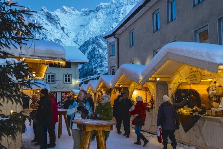 Weihnachtsmarkt | Christkindlmarkt Mittenwald