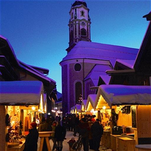 Alpenwelt Karwendel | Christkindlmarkt Mittenwald