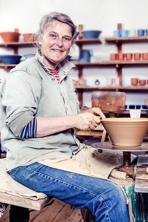 Keramikerin Corinna Post | Drehscheibe