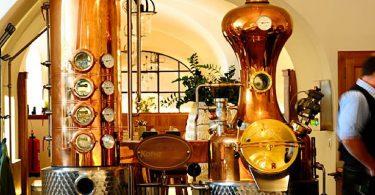 Edelbrände | Destillieranlage