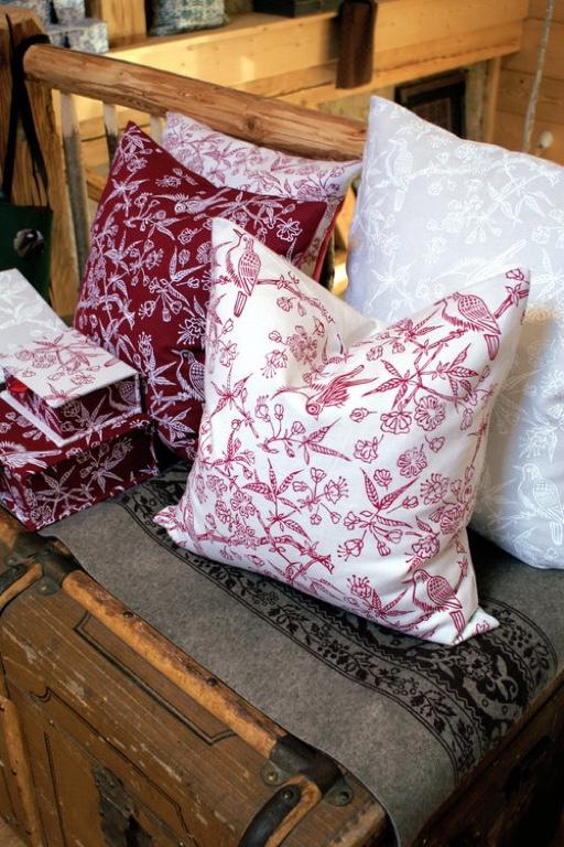 Alte Muster neu entdeckt: Die Handdruckerei Gistl in Gmund - Dahoam ...