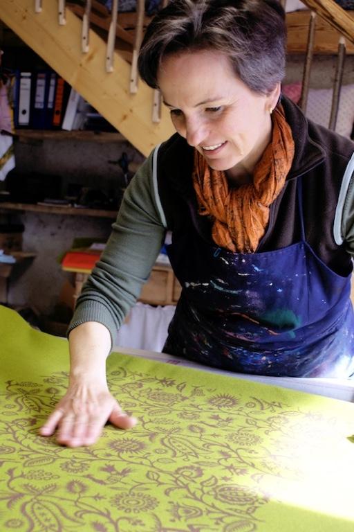 Handdruckerei Gistl | Martina Gistl