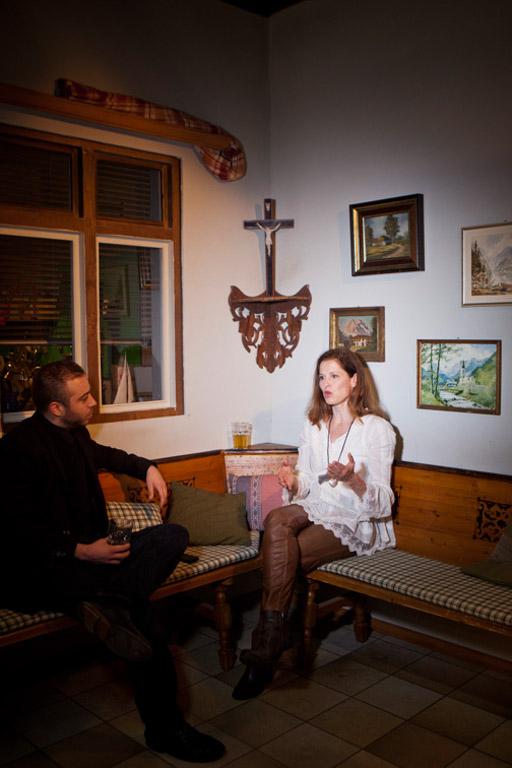 Interview Heidrun Gärtner | Auf der Eckbank