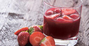 Rezept | Erdbeerbowle á la Hirschkuss