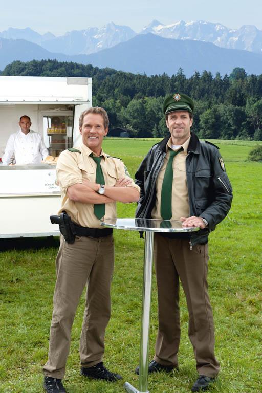 Hubert und Staller | Die Dreharbeiten