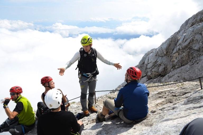Klettersteig Alpspitz-Ferrata