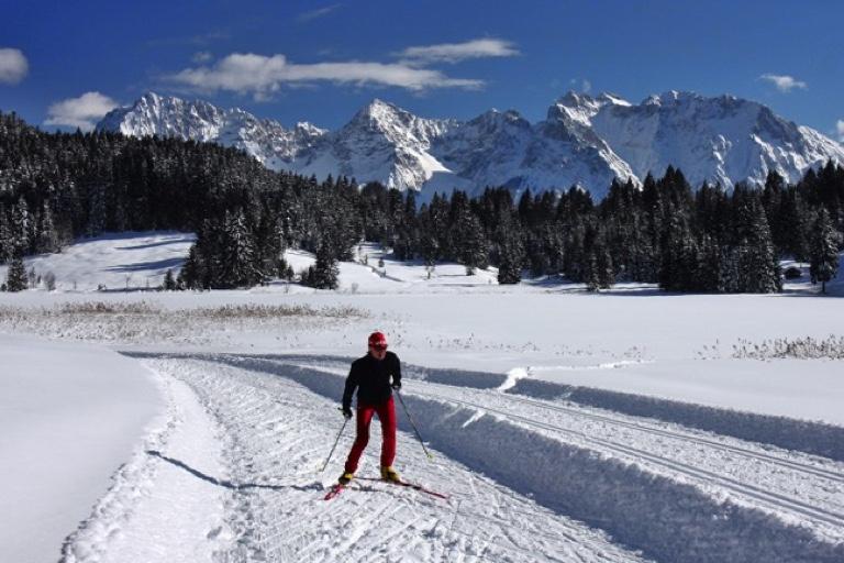 Langlaufen Karwendel