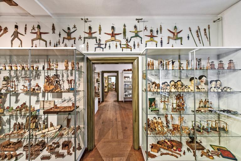 Museen im Oberland: Schnitzkunst in Oberammergau