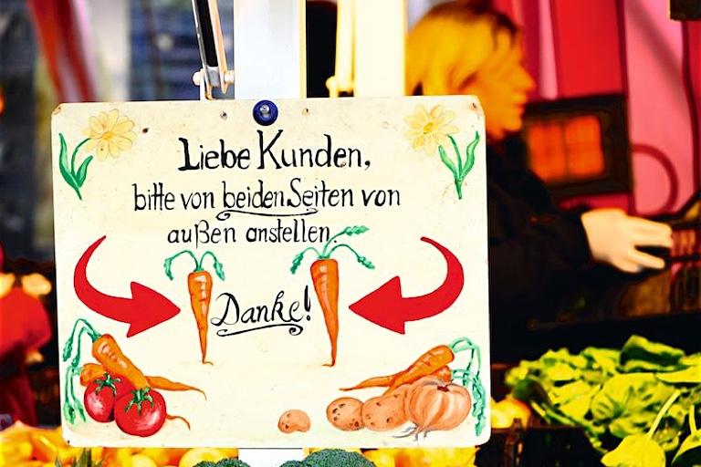 Wochenmärkte Oberland | Miesbacher Wochenmarkt