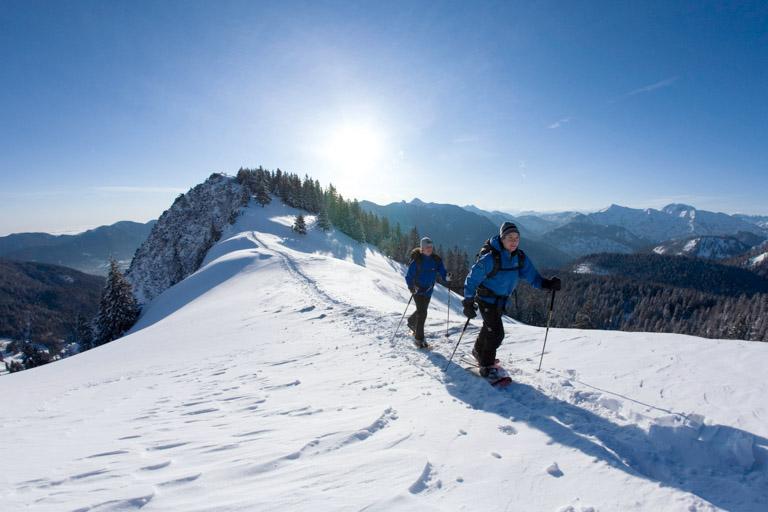 Schneeschuhwandern | Hirschberg