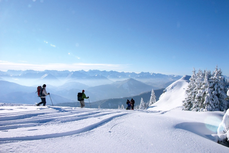 Schneeschuhwandern | Brauneck