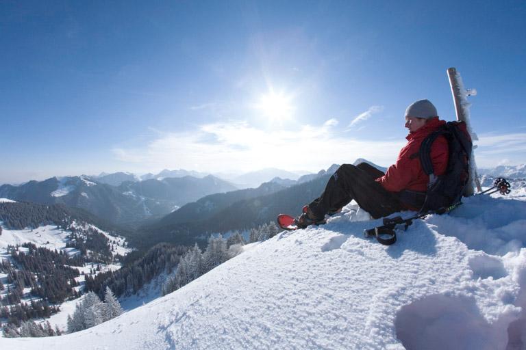 Schneeschuhwandern | Setzberg