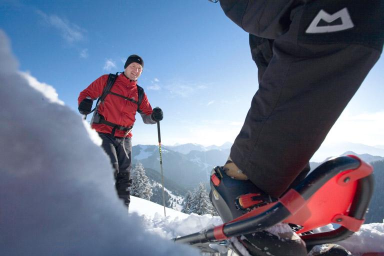 Schneeschuhwandern | Ausrüstung