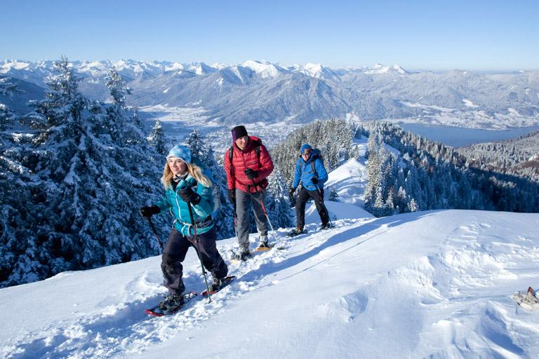 Schneeschuhwandern | Trio