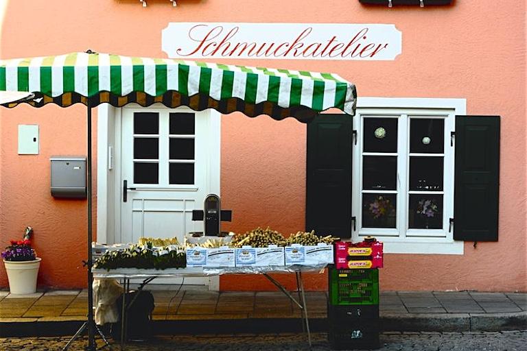 Wochenmärkte Oberland | Marktstandl