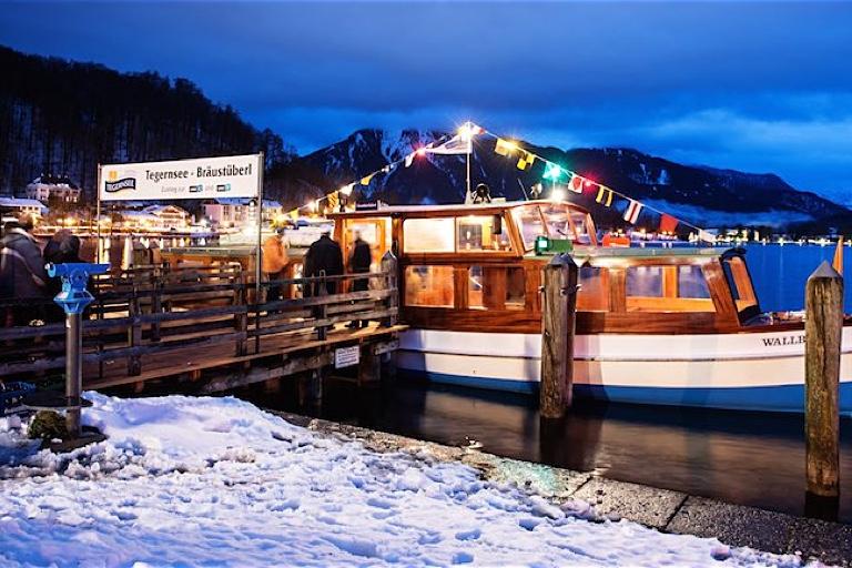 Weihnachtsmarkt | Adventszauber Teegernsee